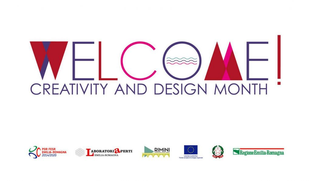 WELCOME! – RIMINI CREATIVITY AND DESIGN MONTH