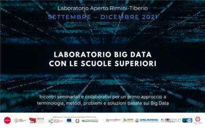 Laboratorio Big Data con le Scuole Superiori